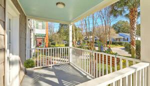 28 Addlestone Avenue B, Wagener Terrace porch