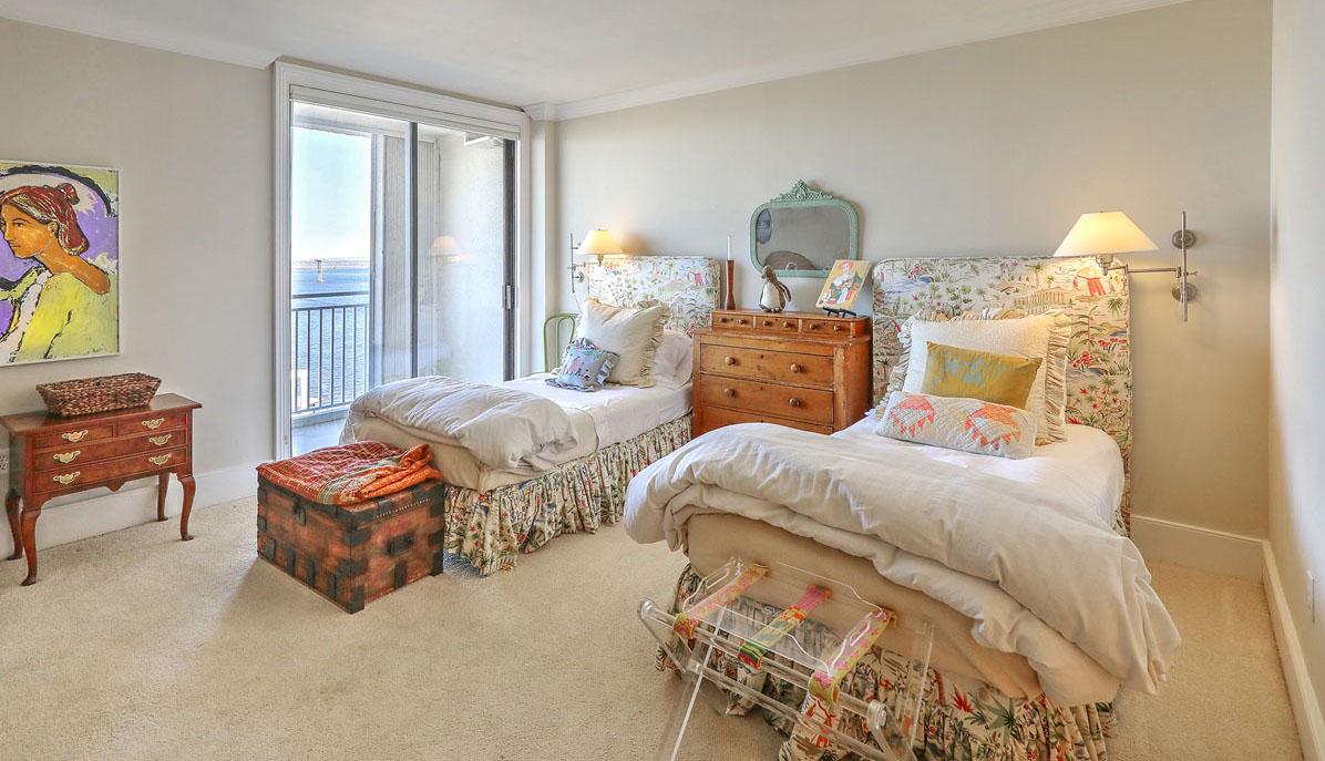 330 Concord Street 18E, Dockside bedroom 2