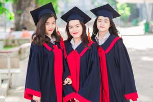 college student graduation