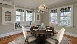 21 Colonial Street dining room