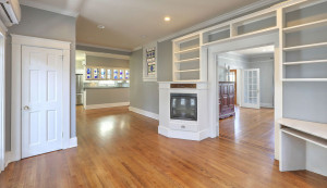 21 Colonial Street family room