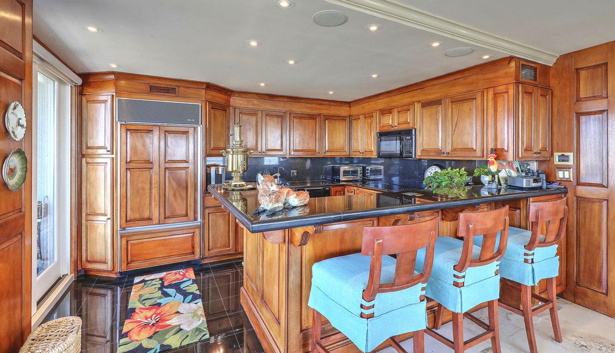 330 Concord Street 9B, Dockside kitchen