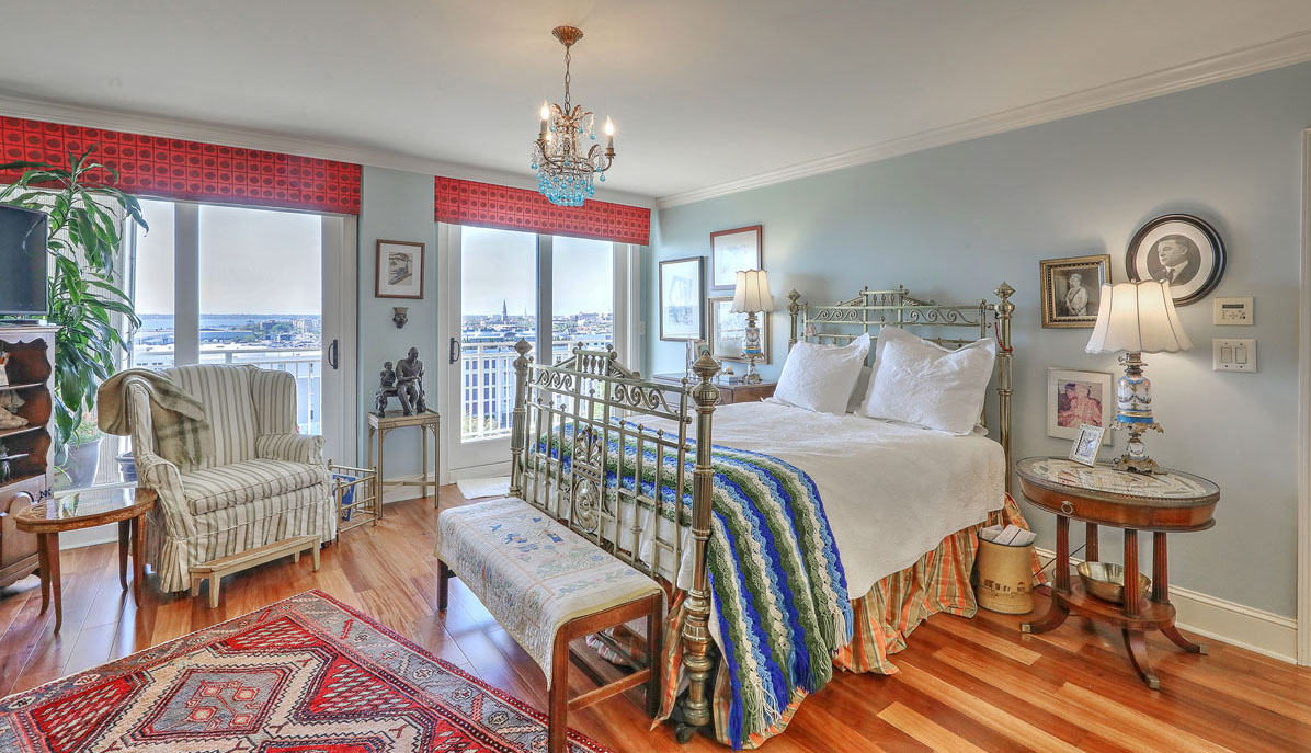 330 Concord Street 9B master bedroom