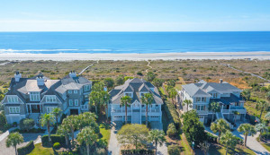3800 Palm Blvd. beachfront aerial