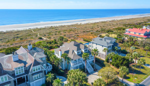 3800 Palm Blvd. beachfront aerial