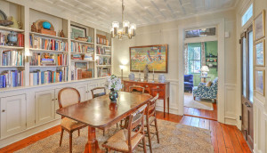 45 Ashe Street dining room