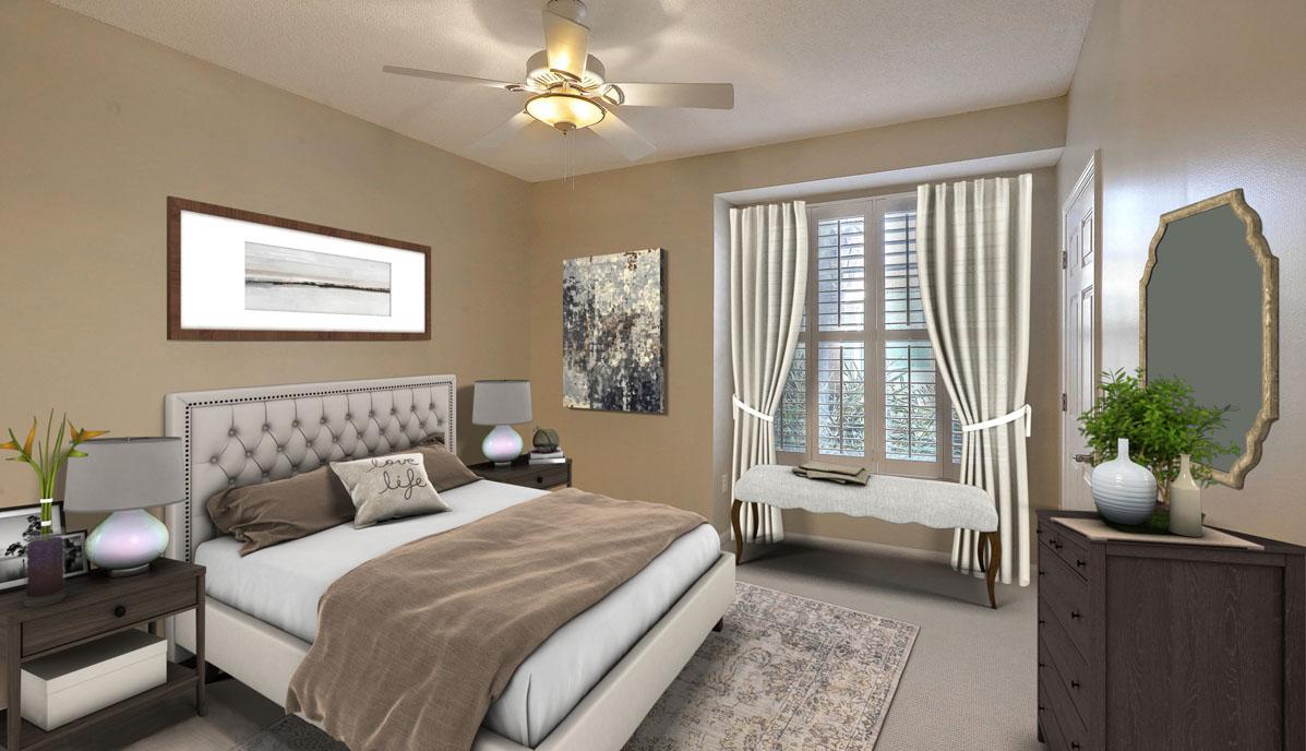 45 Sycamore Avenue 218 master bedroom