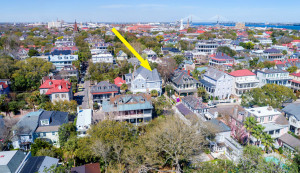 52 South Battery G aerial
