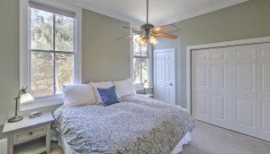 52 South Battery G master bedroom