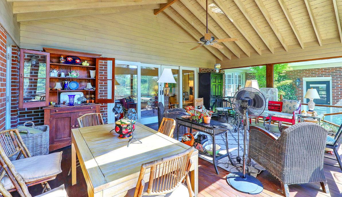 122 Chadwick Drive screened porch