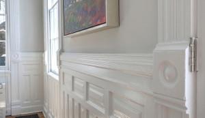 18 Limehouse Street woodwork