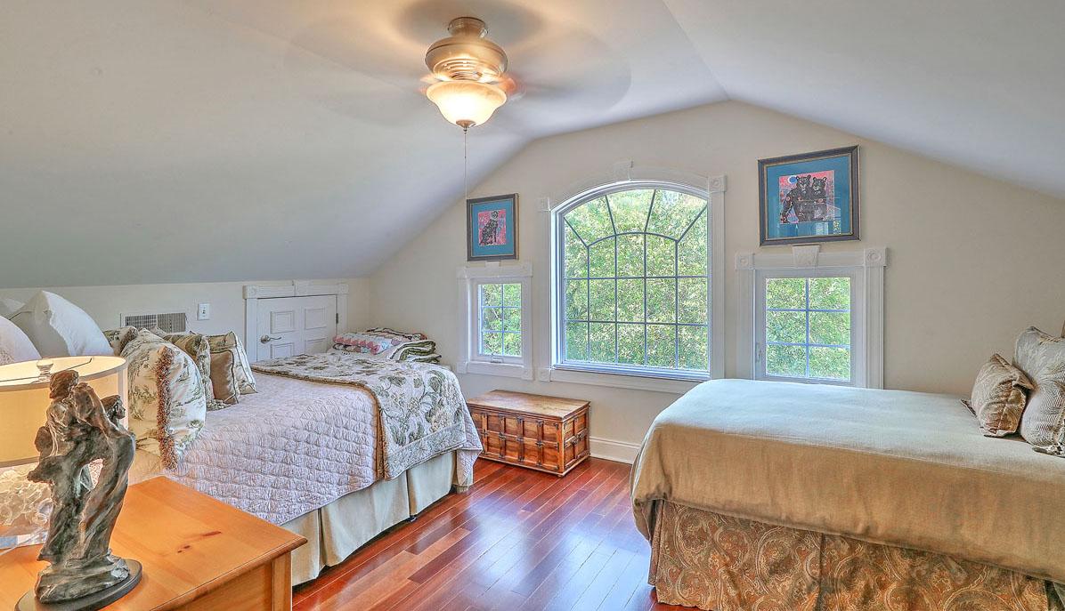 1312 Middle Street 3rd floor bedroom