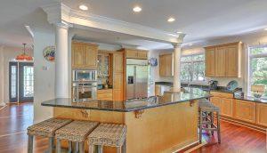 1312 Middle Street kitchen