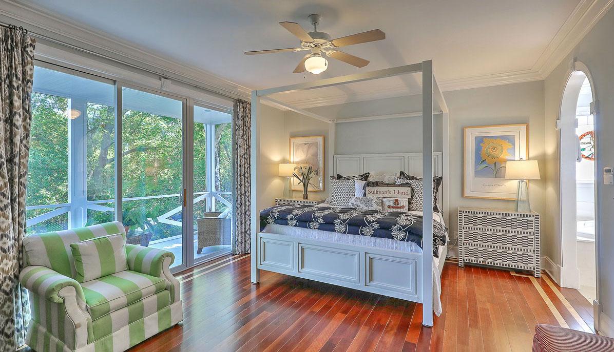 1312 Middle Street master bedroom