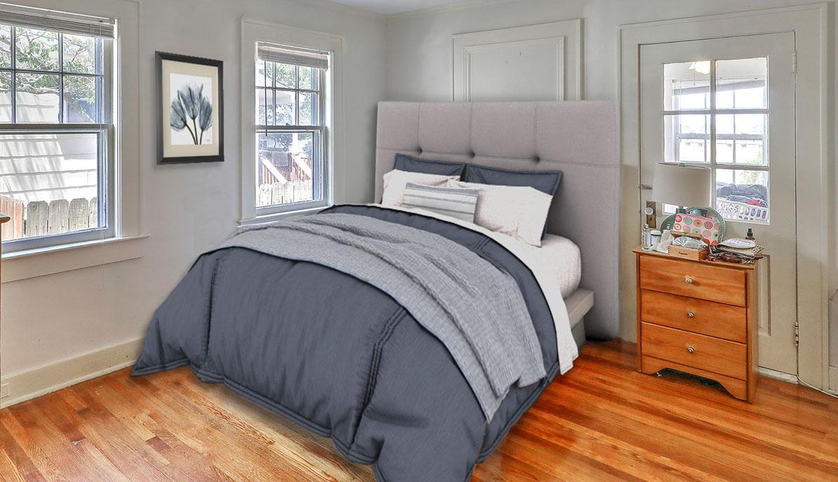 2318 Sunnyside Avenue bedroom