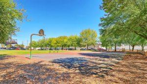 Singleton Park basketball court