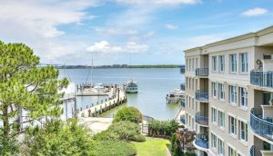 2 Wharfside 5E, Laurens Place view