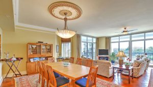 241 South Plaza Court 308 dining room