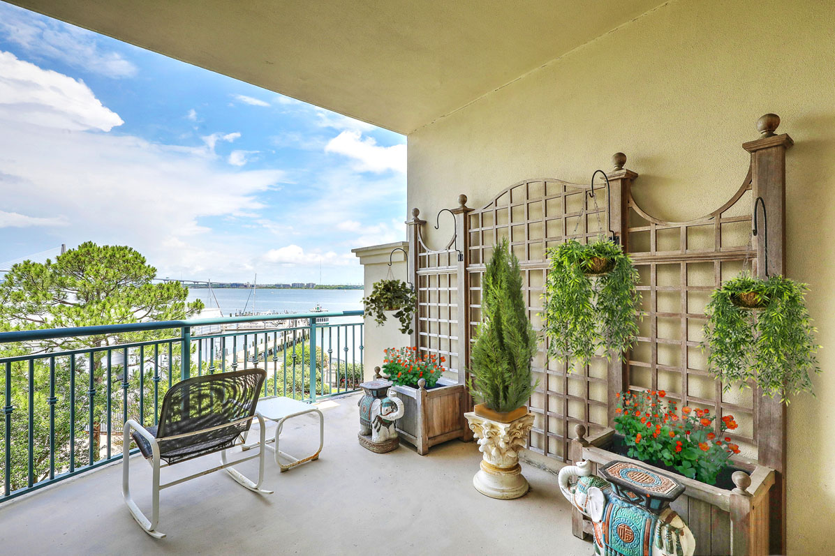 Virtual Staging Balcony