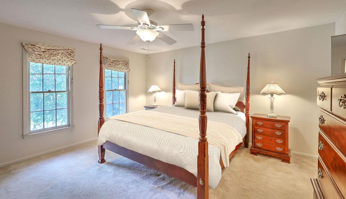9 Windsor Drive master bedroom