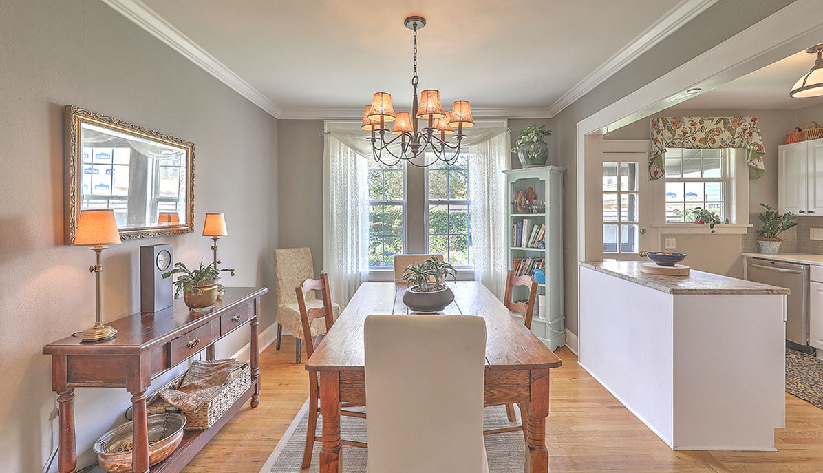 17 8th Avenue 17E, Wagener Terrace dining room