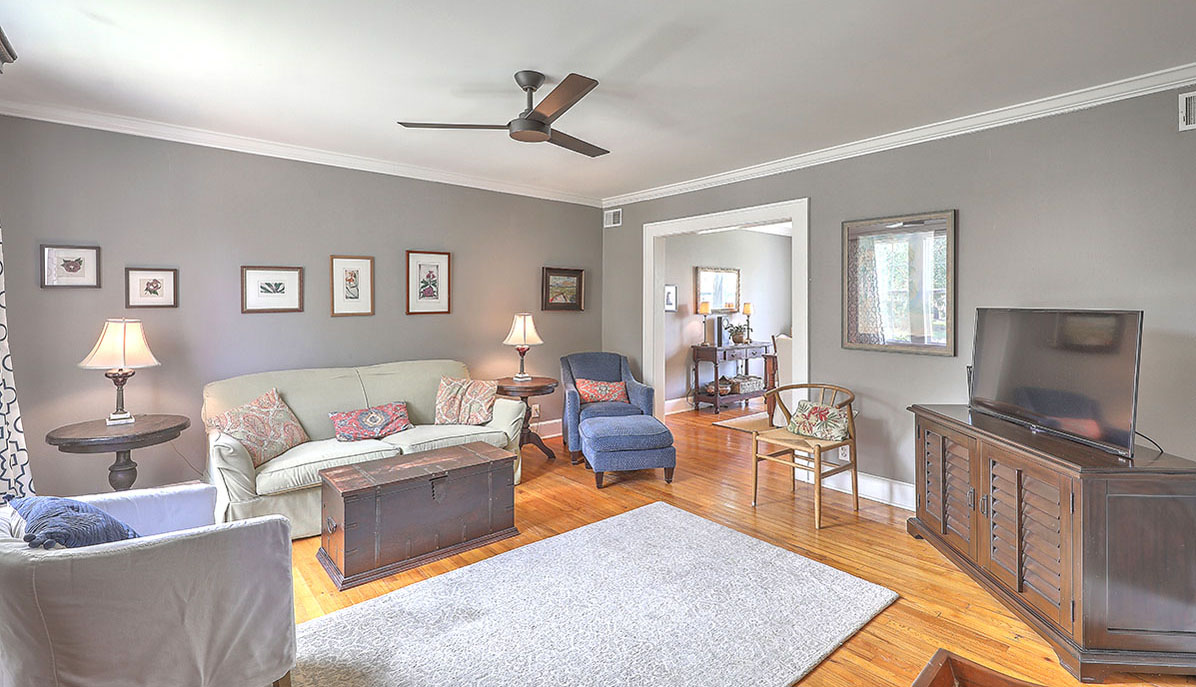 17 8th Avenue 17E, Wagener Terrace living room