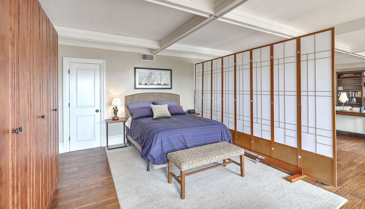330 Concord Street 9A, Dockside bedroom