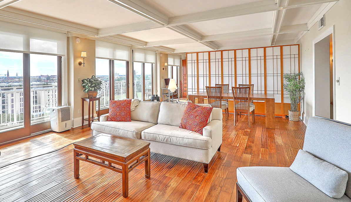 330 Concord Street 9A, Dockside great room