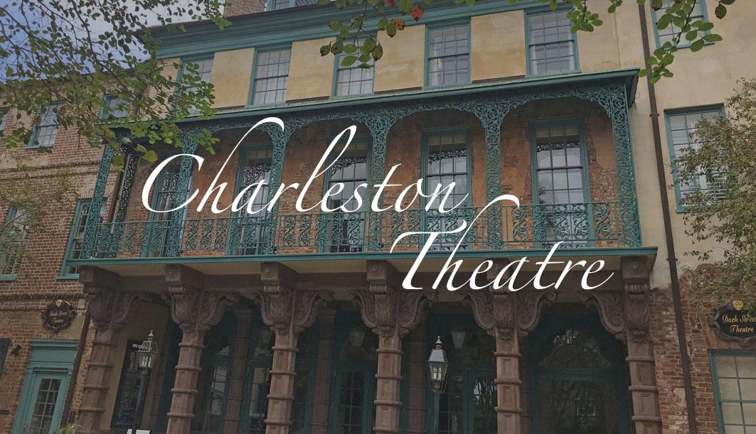 Dock Street Theatre, Charleston, SC