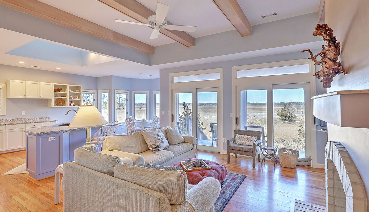 104 Marsh Elder Court, Kiawah Island family room