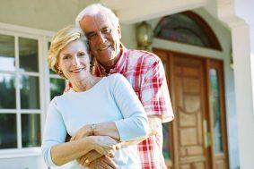 Senior Couple Living in Charleston Home