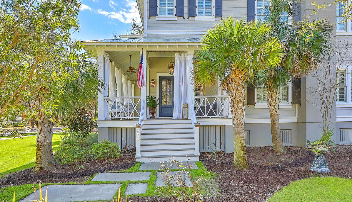 236 Indigo Bay Circle front porch