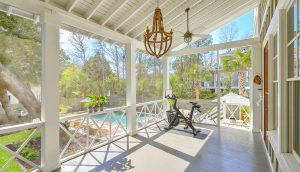 236 Indigo Bay Circle screened porch