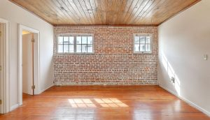 44 State Street brick wall