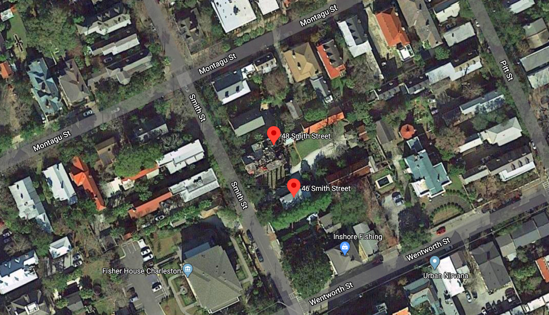 46-48 Smith Street aerial