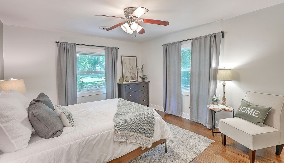 334 Millcreek Drive master bedroom