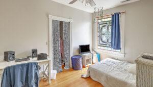 14 Montagu Street B master bedroom