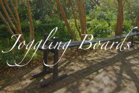 Joggling Board in Charleston, SC home