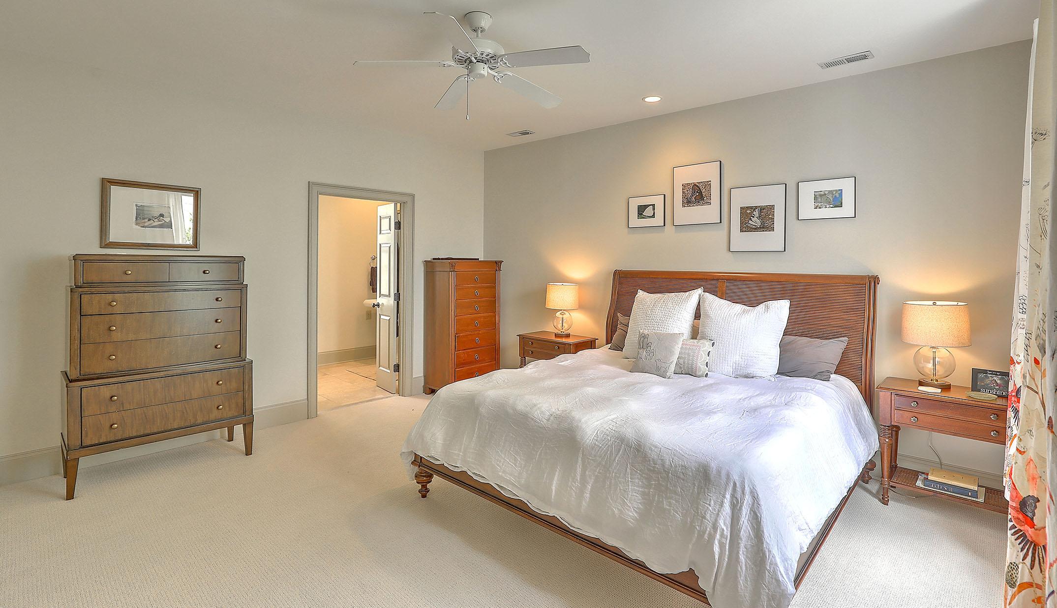23 Felix Street master bedroom