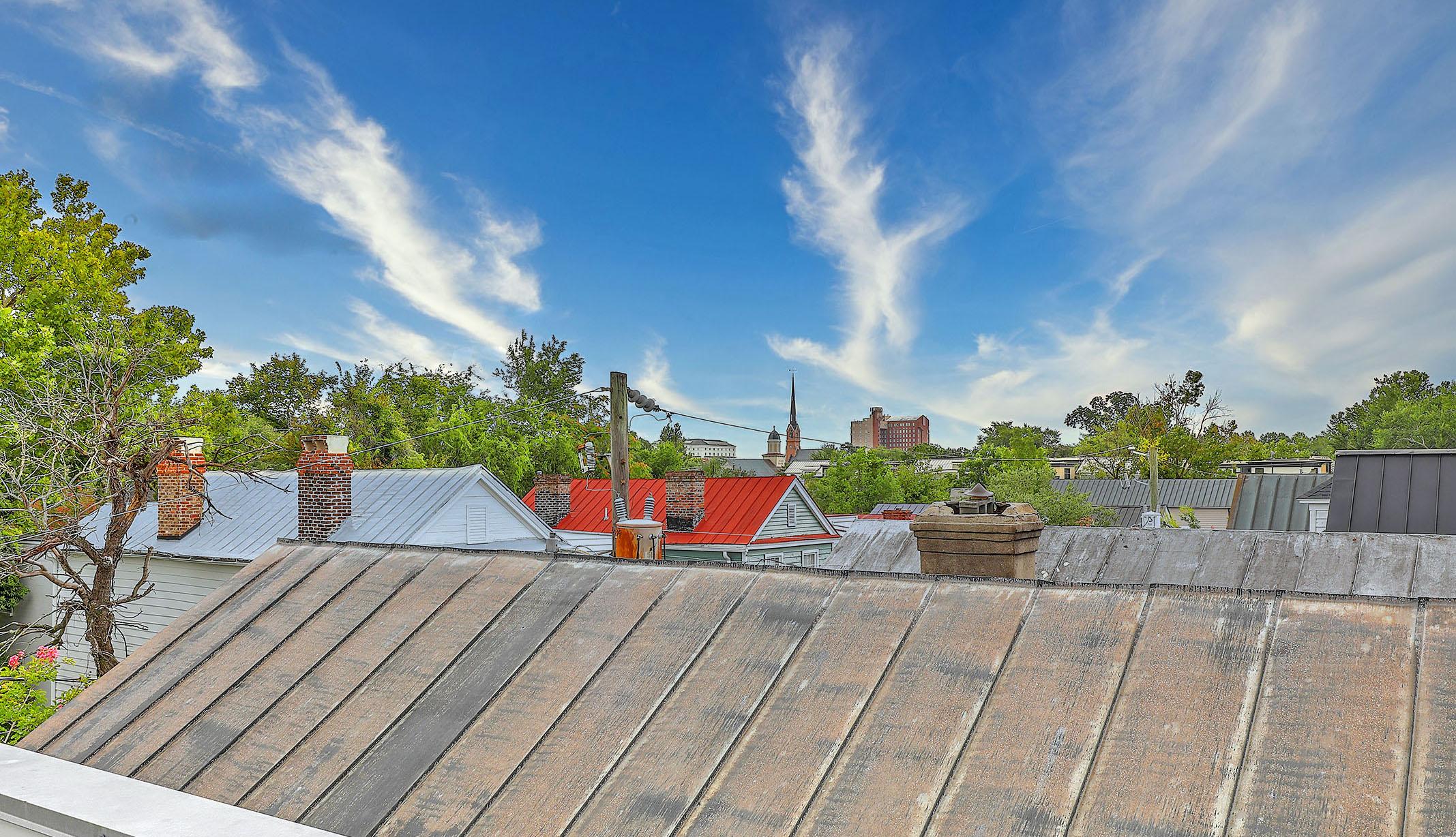 23 Felix Street rooftop view