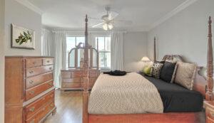 3010 Old Bridgeview Lane, The Bristol master bedroom