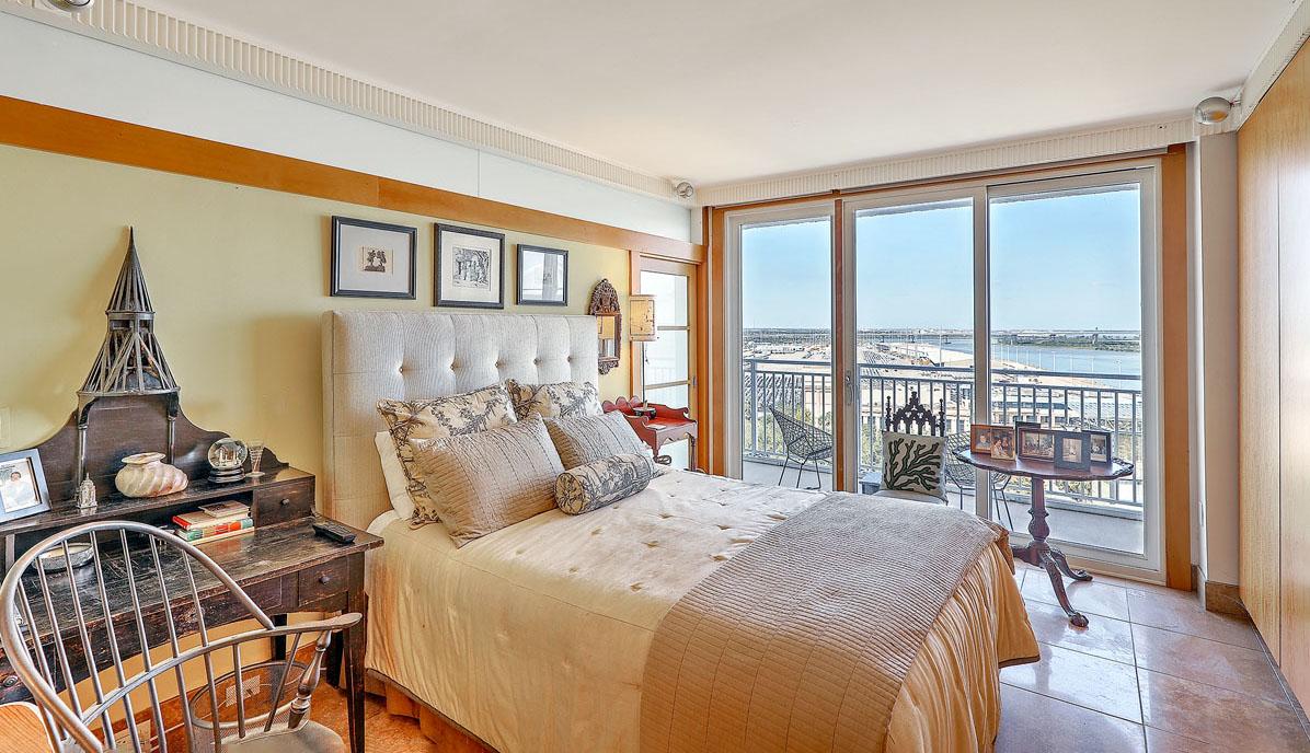 330 Concord Street 15C, Dockside bedroom 2