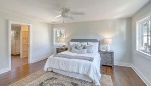 10 Yeamans Road master bedroom