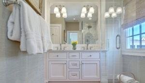 102 Queen Street master bath vanity