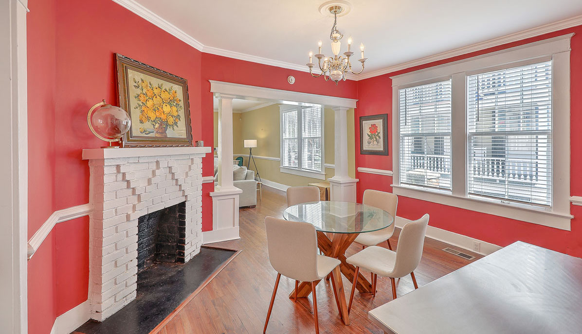 169A Tradd Street dining room