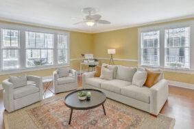 169A Tradd Street living room