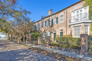 Cobblestone Street, Charleston, SC