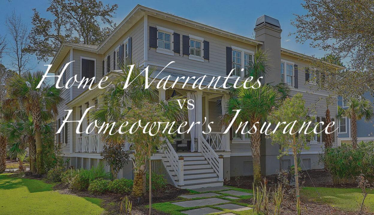 Home Warranties vs Homeowner's Insurance blog
