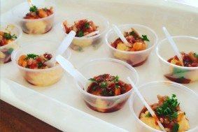 Charleston Wine & Food Festival sample