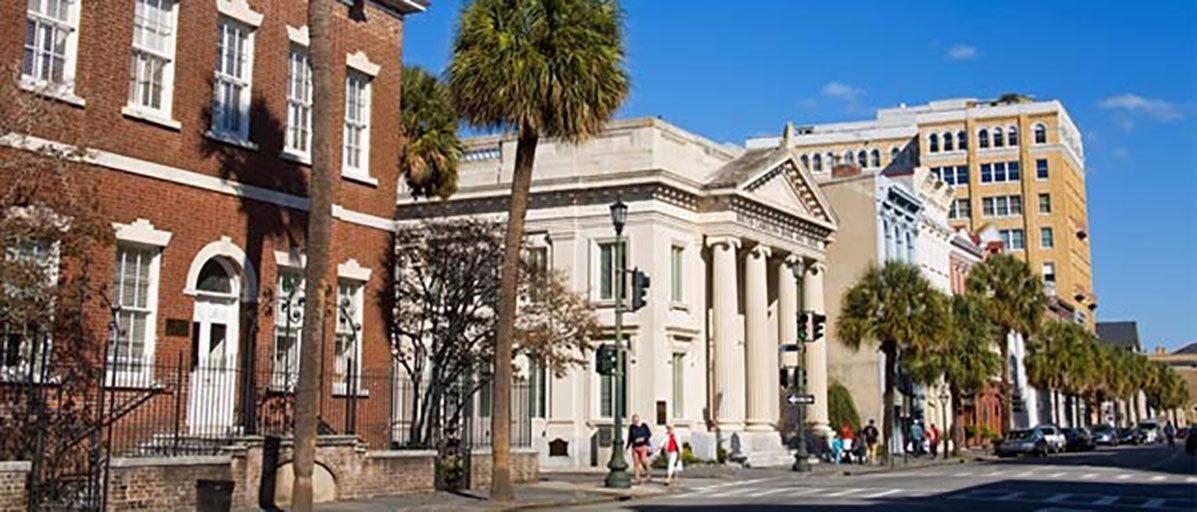Art Walk on Broad Street, Charleston